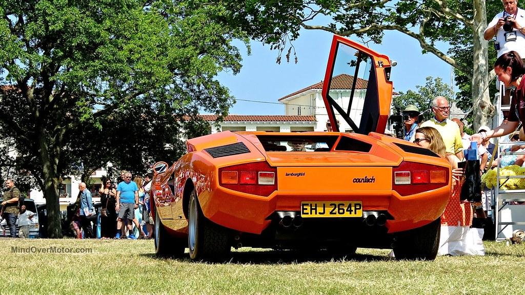 Lamborghini Countach Greenwich 6