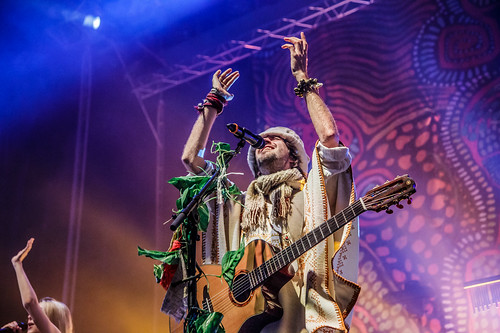 Crystal Fighters Granada 2016
