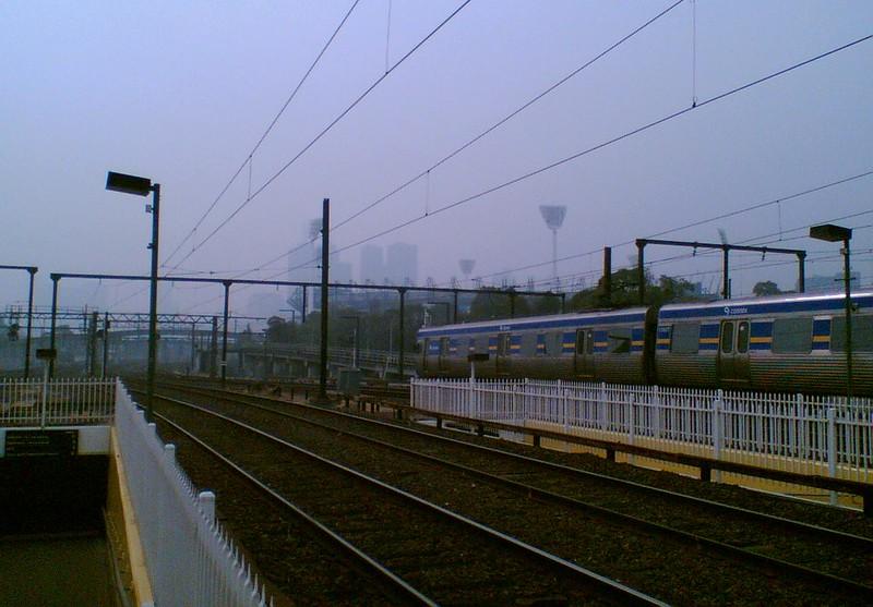 Richmond station, December 2006