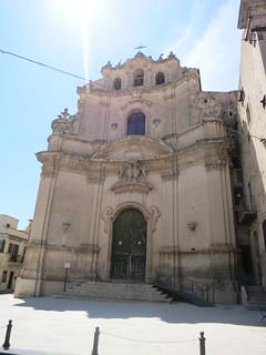 Chiesa di Santa Maria del Gesu, Noto