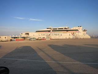 Sicily ferry