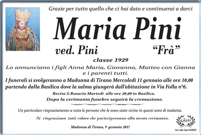 Pini Maria