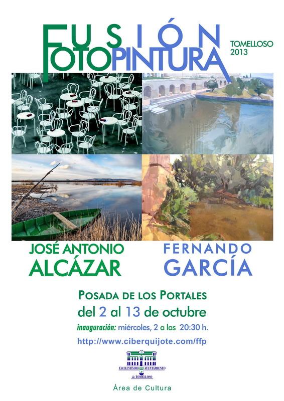 Cartel Exposición Bolaños 2012