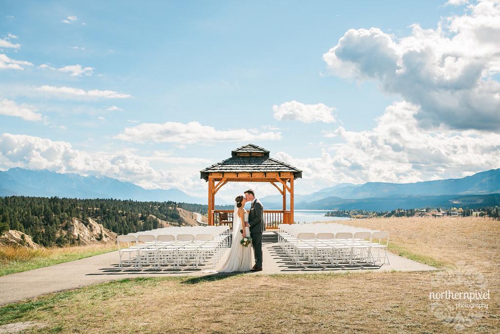 Eagle Ranch Resort Wedding Invermere BC