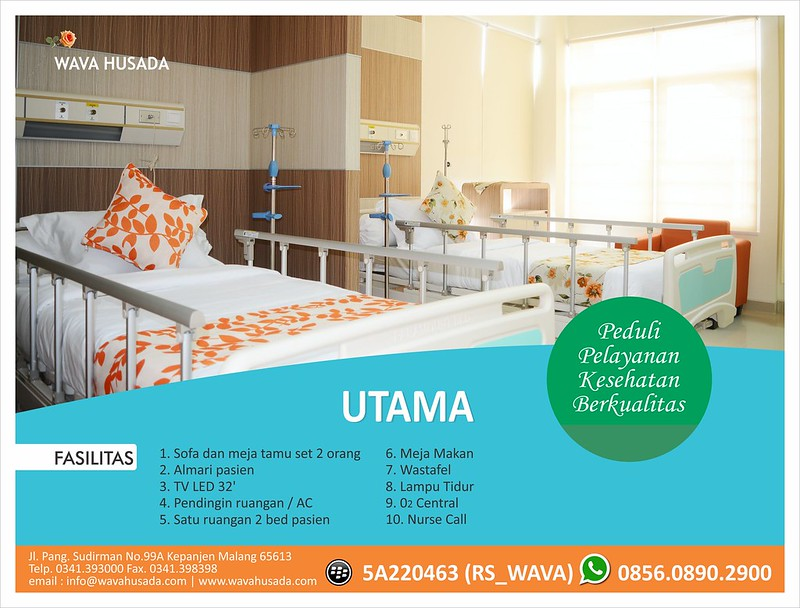 gambar ruang UTAMA RS Wava Husada