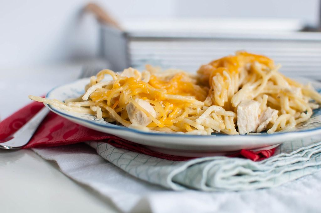 Chicken Tetrazzini 3
