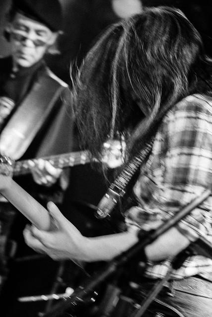 O.E. Gallagher live at Outbreak, Tokyo, 23 Dec 2016 -00167