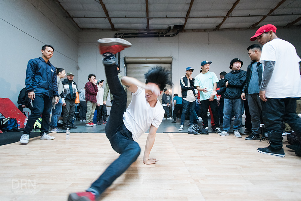 Breakdance Cypher Cup IX San Jose - 2016