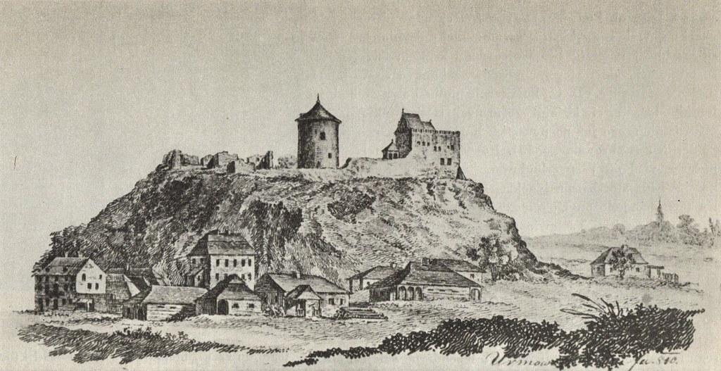 Zamek_Lubelski,_rysunek_L._Urmowskiego_z_1810_roku