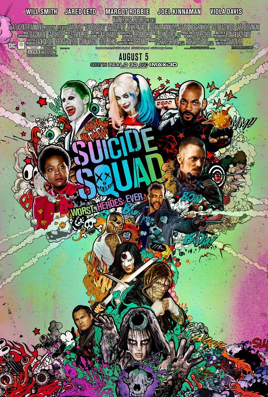 Suicide Squad - Poster 24
