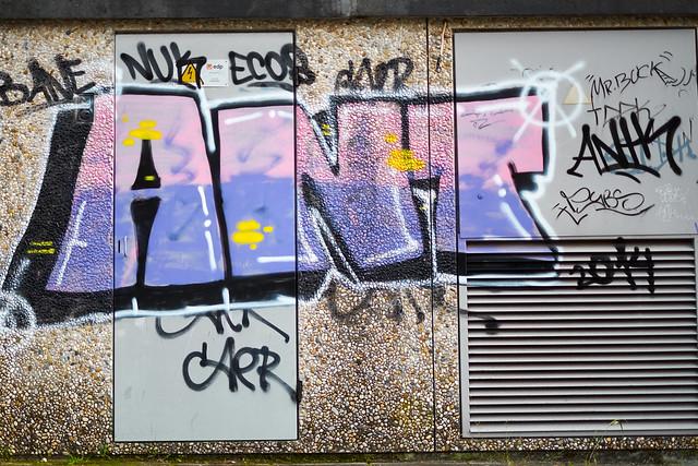 Pop Goes the Graffiti Weasel