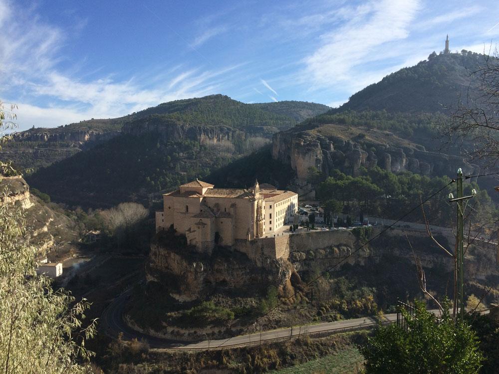 Cuenca_patrimonio_unesco_parador nacional_convento_río jucar y huécar