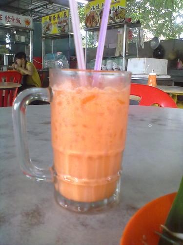 RM2 carrot w milk