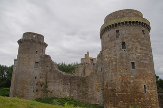 002 Chateau de la Hunaudaye