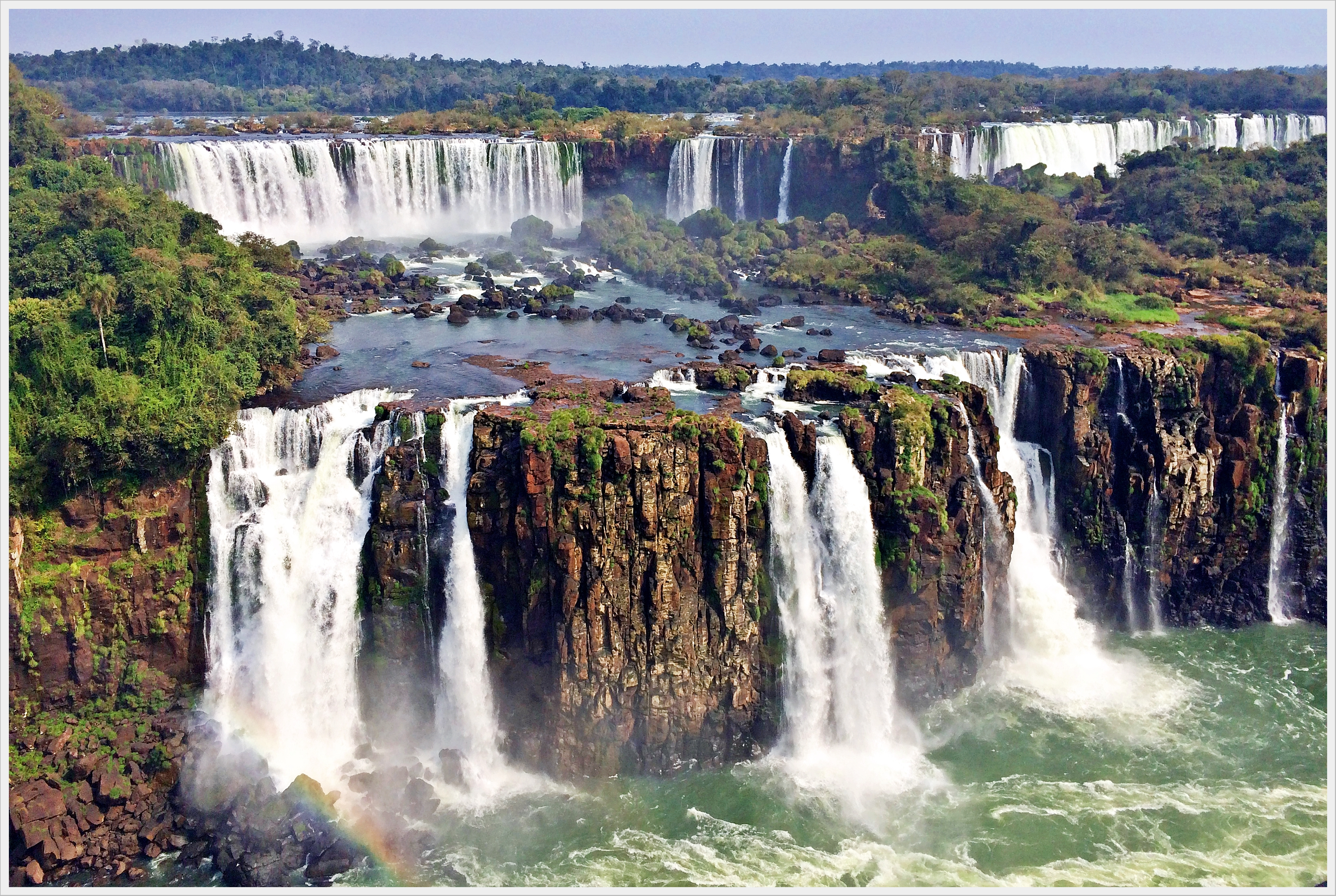 11_2016 - Iguazu Falls (Brazil)