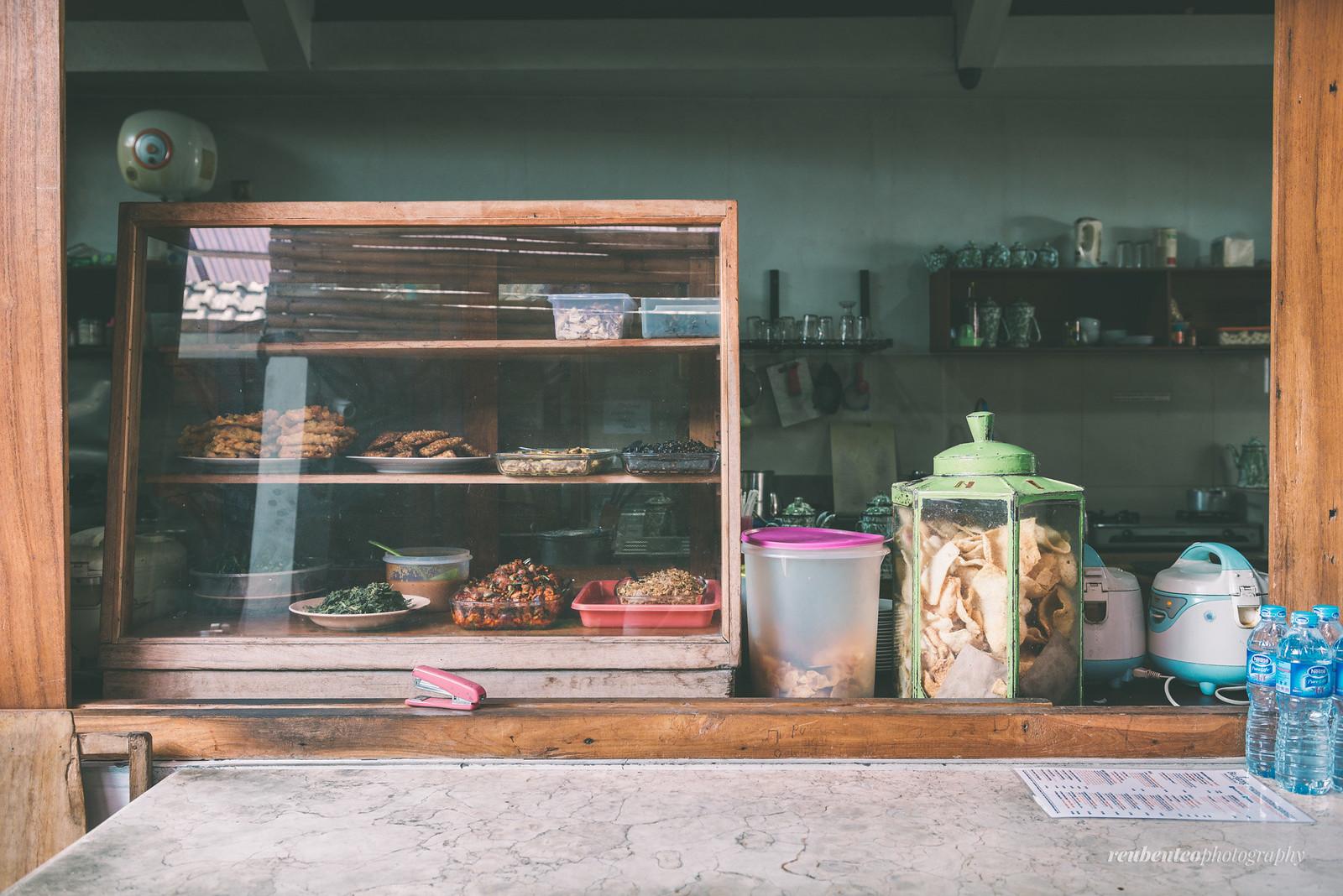 Lunchtime in Yogyakarta