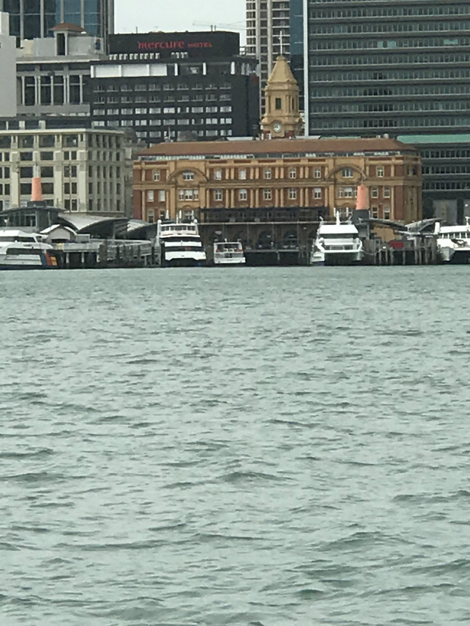 NZ Day 3-4: The Boat