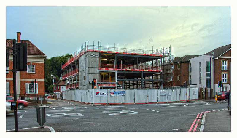 Purley Fire Station 18 Aug 2015