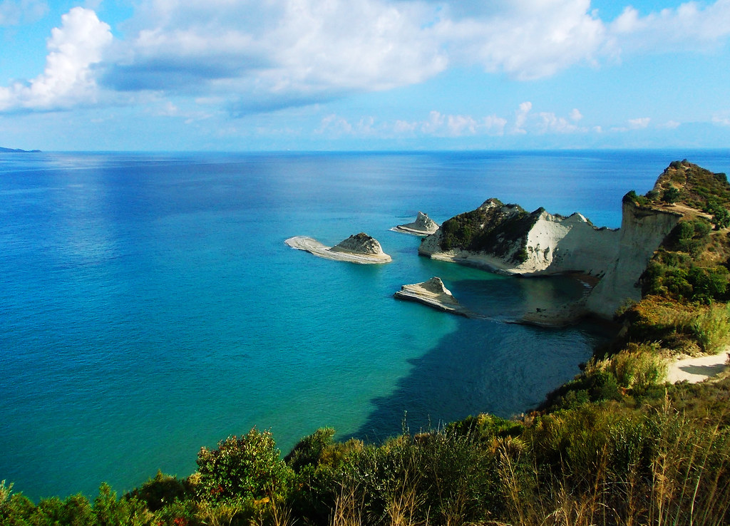 How To Create That Perfect Travel Itinerary: Cape Drastis, Corfu, Greece
