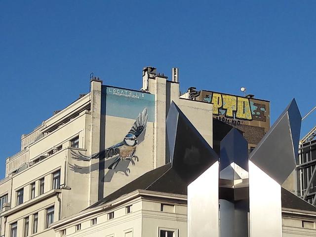 Bruxelles murales Locatelli