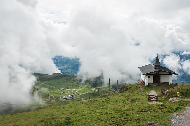 Above Kitzbühel