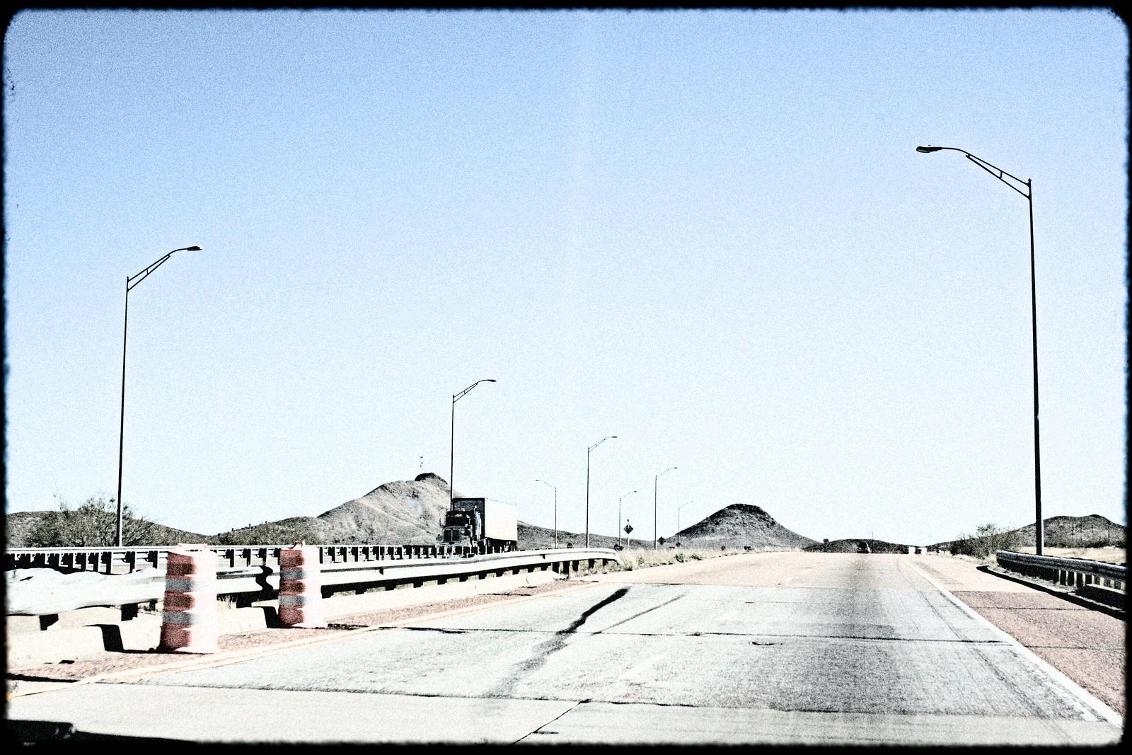 Interstate Overpass, West Texas, 2006