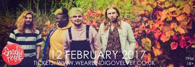 Indigo Velvet first home show of 2017
