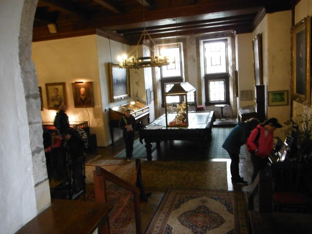 Inside Duart Castle 4
