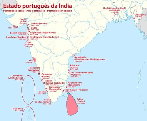 Inde portugaise