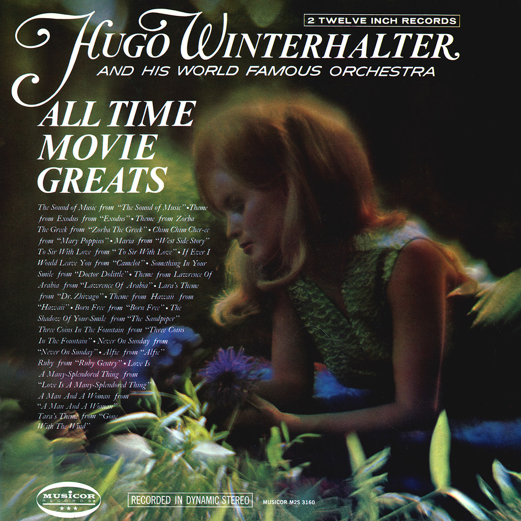 Hugo Winterhalter - All Time Movie Greats