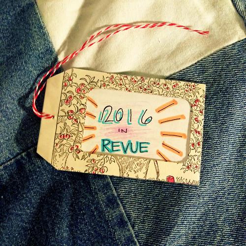 2016 in Revue