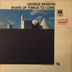 GEORGE BENSON:SHAPE OF THINGS TO COME(JACKET A)