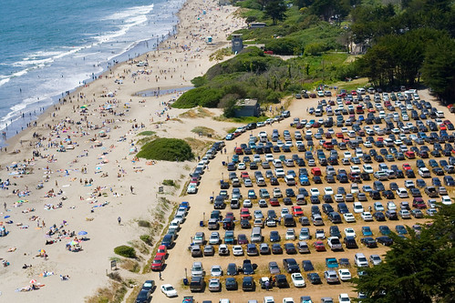 Cars At Stinson Beach | by flopper