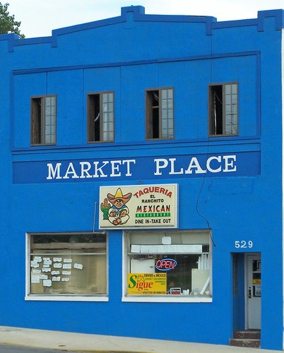 Market Place | by Valerie Everett