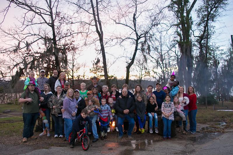 Christmas in Broaddus