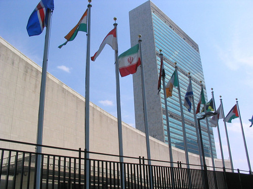 United Nations | by Ashitakka