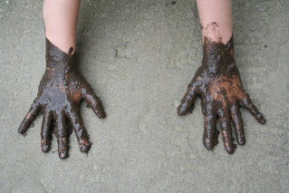 Mud gloves | by robpatrick