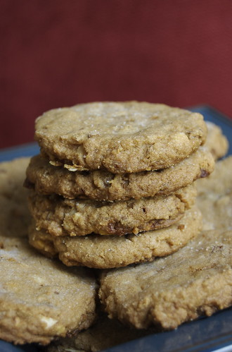 Outrageous Peanut Butter Cookies | by bakeorbreak