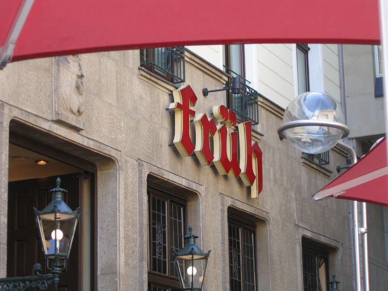 """the """"Early"""" [Früh]"""