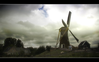 Dutch Windmill | by ♥siebe ©