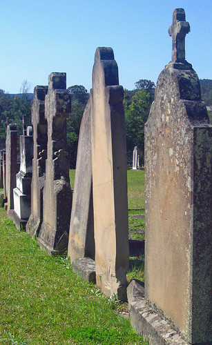 Wollombi Graveyard | by Tim J Keegan