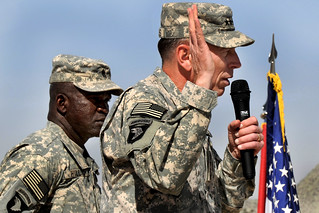 Soldier Reenlistment | by The U.S. Army
