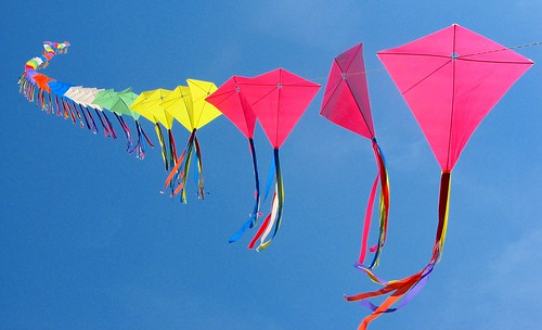 70 kites on a single line! | by ronnie44052