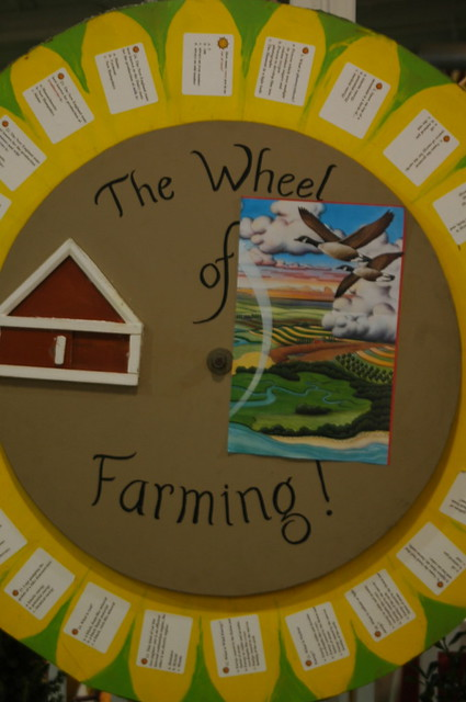 Wheel ... of ... FARMING