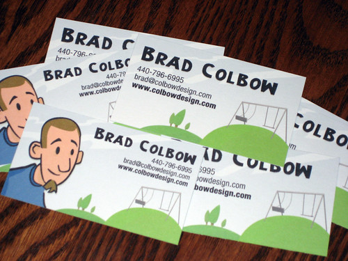 Business Cards | by bcolbow