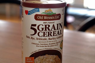 5 grain cereal | by sassyradish