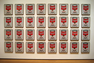NYC - MoMA: Andy Warhol's Campbell's Soup Cans | by wallyg