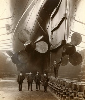 John Currie - Mauretania | by Tyne & Wear Archives & Museums