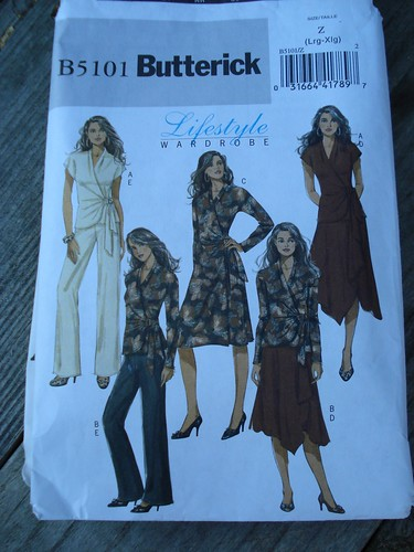 butterick 5101 | by MandyPowers