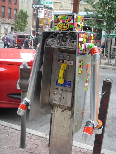 robot phone booth | by sarahnw